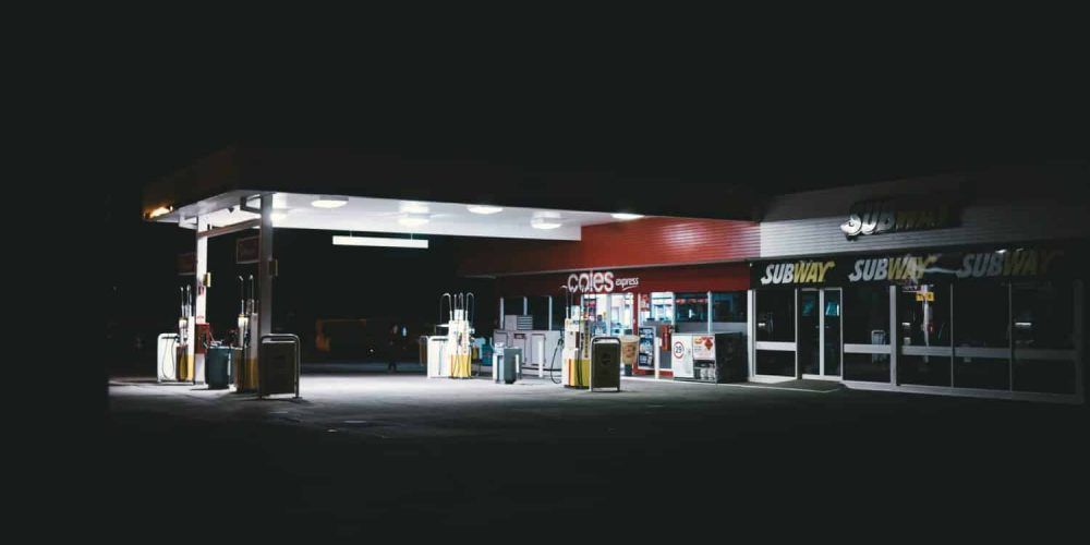 Canadian Gas Stations